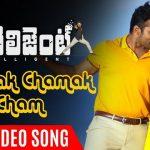 Chamak Chamak Cham Remix Full Video Song HD 1080P | Inttelligent Telugu Movie Intelligent Video Songs | Sai Dharam Tej, Lavanya Tripathi | Thaman S