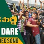 Dum Dare Full Video Song HD 1080P | Kirrak Party Telugu Movie Kirrak Party Video Songs | Nikhil Siddharth, Samyuktha Hegde, Simran Pareenja | B. Ajaneesh Lokanath