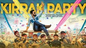 Kirrak Party 1st day First Day Worldwide Collections Area wise List