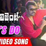 Let's Do Full Video Song HD 1080P | Inttelligent Telugu Movie Intelligent Video Songs | Sai Dharam Tej, Lavanya Tripathi | Thaman S