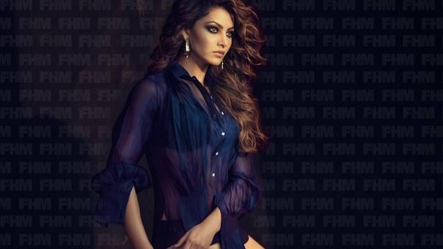 Urvashi Rautela Hot Photoshoot Photos For Fhm Magazine Ultra Hd