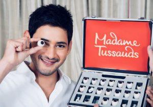 Mahesh Babu Wax Statue At Madame Tussauds