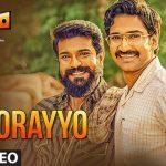 Orayyo Full Video Song HD 1080P   Rangasthalam Telugu Movie Rangasthalam Video Songs   Ram Charan Tej, Samantha Akkineni   Devi Sri Prasad