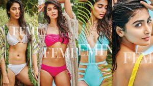 Pooja Hegde Femina Hot Photo Shoot ULTRA HD Photos, Stills   Pooja Hegde for Femina India Magazine Images, Gallery