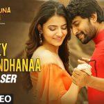 Thaaney Vachhindhanaa Full Video Song HD 1080P | Krishnarjuna Yudham Telugu Movie Krishnarjuna Yudham Video Songs | Nani, Anupama Parameswaran, Rukshar Dhillon | Hiphop Tamizha
