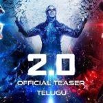 Robo 2.0 Official TEASER HD 1080P   Robo 2.0 Telugu Movie Teasers   Akshay Kumar, Amy Jackson   A R Rahman   Shankar