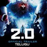 2.0 Robo 2 Official Theatrical Trailer HD 1080P   2.0 Robo 2 Telugu Movie Trailers   Rajinikanth, Amy Jackson, Akshay Kumar   A R Rahman, Shankar