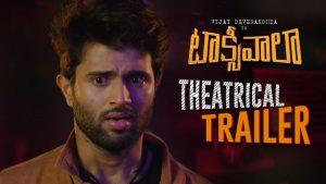 Taxiwaala Official Theatrical Trailer HD 1080P   Taxiwaala Telugu Movie Trailers   Vijay Deverakonda, Priyanka Jawalkar   Rahul Sankrityan