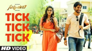 Tick Tick Tick Full Video Song HD 1080P   Savyasachi Telugu Movie Savyasachi Video Songs   Naga Chaitanya, Nidhi Agarwal   MM Keeravaani
