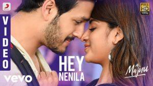 Hey Nenila Full Video Song HD 1080P | Mr Majnu Telugu Movie Mr Majnu Video Songs | Akhil Akkineni, Nidhi Agarwal | Thaman S