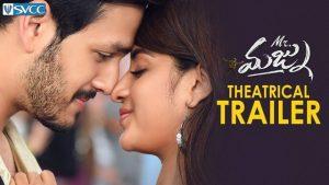 Mr Majnu Official Theatrical Trailer HD 1080P | Mr Majnu Telugu Movie Trailers | Akhil Akkineni, Nidhhi Agarwal | Venky Atluri