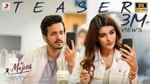 Mr. Majnu Official TEASER HD 1080P | Mr. Majnu Telugu Movie Teasers | Akhil Akkineni, Nidhhi Agarwal | Venky Atluri