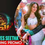 Rama Loves Sita Full Video Song HD 1080P | Vinaya Vidheya Rama Telugu Movie Vinaya Vidheya Rama Video Songs | Ram Charan, Kiara Advani | Devi Sri Prasad