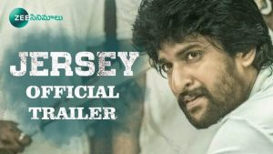 Nani JERSEY Telugu Movie Theatrical Trailer Official Video – Nani, Shraddha Srinath | Gowtam Tinnanuri | Anirudh