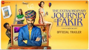 The Extraordinary Journey Of The Fakir Theatrical Trailer Official 1080P HD Video – Dhanush | Ken Scott