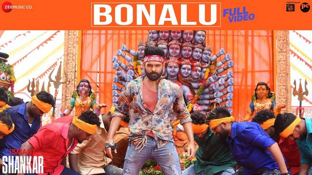 Bonalu Full Video Song Hd 1080p Ismart Shankar Telugu