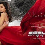 Enni Soni Full Video Song HD 1080P | Saaho Telugu Movie Saaho Video Songs | Prabhas, Shraddha Kapoor | Guru Randhawa