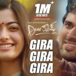 Gira Gira Gira Full Video Song HD 1080P | Dear Comrade Telugu Movie Dear Comrade Video Songs | Vijay Deverakonda, Rashmika Mandanna | Justin Prabhakaran