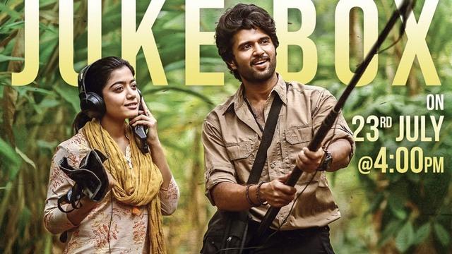 Vijay Devarakonda Dear Comrade Movie First Look Ultra Hd Posters Wallpapers Rashmika Mandanna 25cineframes