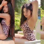 Adah Sharma New Latest HD Photos | Commando 3 Movie Heroine Adah Sharma Photo Shoot Images