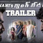 Gang Leader Official Theatrical Trailer HD 1080P Video – Nani, Kartikeya Gummakonda, Priyanka Arul Mohan, Vikram Kumar, Anirudh Ravichander