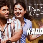 Kadalalle Full Video Song HD 1080P | Dear Comrade Telugu Movie Dear Comrade Video Songs | Vijay Deverakonda, Rashmika Mandanna | Justin Prabhakaran
