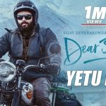 Yetu Pone Full Video Song HD 1080P | Dear Comrade Telugu Movie Dear Comrade Video Songs | Vijay Deverakonda, Rashmika Mandanna | Justin Prabhakaran