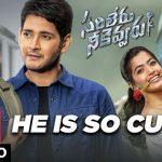 He's Soo Cute Full Video Song HD 1080P   Sarileru Neekevvaru Telugu Movie Sarileru Neekevvaru Video Songs   Mahesh Babu, Rashmika Mandanna   Devi Sri Prasad