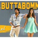 ButtaBomma Full Video Song HD 1080P | Ala Vaikuntapuramlo Telugu Movie Ala Vaikunthapurramuloo Video Songs | Allu Arjun, Pooja Hegde | Thaman S
