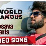 Comosava Paris Full Video Song HD 1080P | World Famous Lover Telugu Movie World Famous Lover Video Songs | Vijay Deverakonda, Rashi Khanna, Aishwarya Rajesh, Catherine Tresa, Izabelle Leite | Gopi Sundar