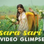 Sara Sari Full Video Song HD 1080P | Bheeshma Telugu Movie Bheeshma Video Songs | Nithiin, Rashmika Mandanna | Mahati Swara Sagar