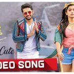Super Cute Full Video Song HD 1080P | Bheeshma Telugu Movie Bhishma Video Songs | Nithiin, Rashmika Mandanna | Mahati Swara Sagar