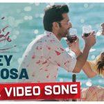 Hey Choosa Full Video Song HD 1080P | Bheeshma Telugu Movie Bhishma Video Songs | Nithiin, Rashmika Mandanna | Mahati Swara Sagar