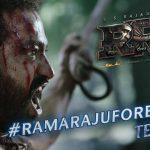 Ramaraju For Bheem – RRR (Telugu) – Happy Birthday Ram Charan, Jr NTR, Ajay Devgn, Alia Bhatt, Olivia Morris, SS Rajamouli
